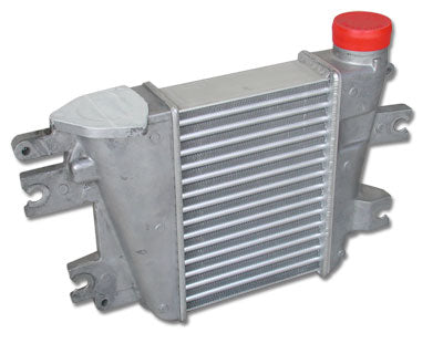 NISSAN PATROL 3.0L ZD30 CHANGEOVER Top Mount Intercooler