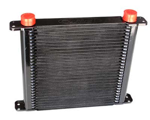Engine Oil Cooler - Plate & Fin 280 x 256 x 37mm (28 Row)