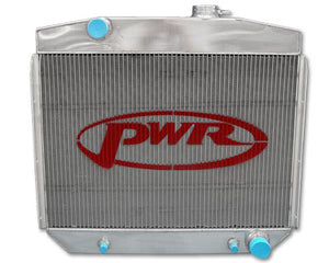 CHEV '57 55mm Radiator