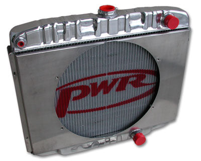 FORD Mustang 68, 69, 70 Windsor 55mm Radiator