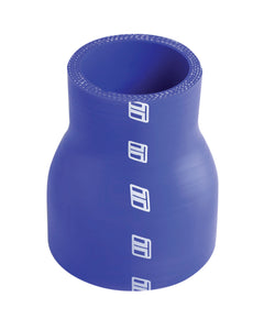 "Hose Reducer 2.25-2.50"" Blue"