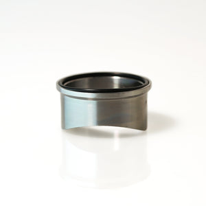 BOV Race Port Mild Steel Weld Flange Female