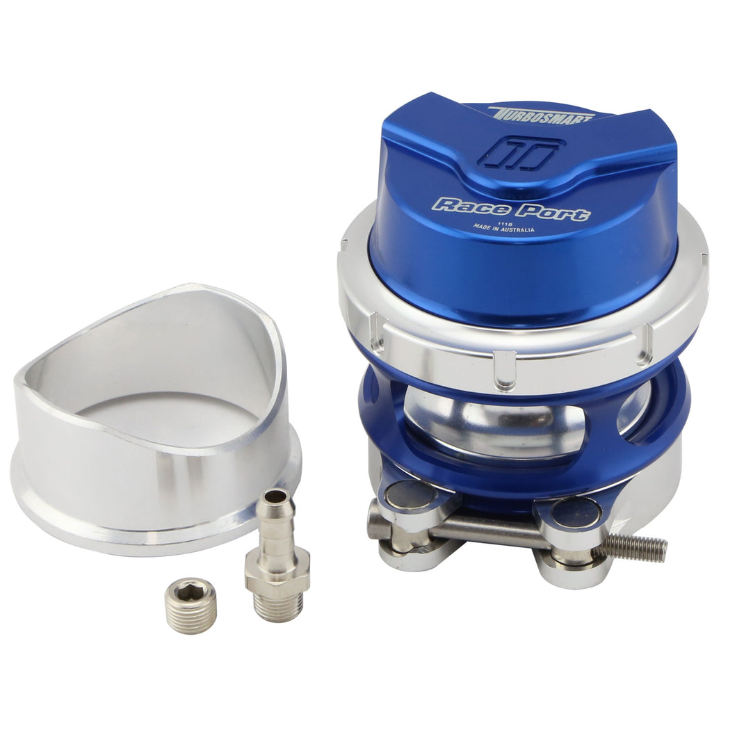 BOV Race Port Gen-V Supercharger - Blue