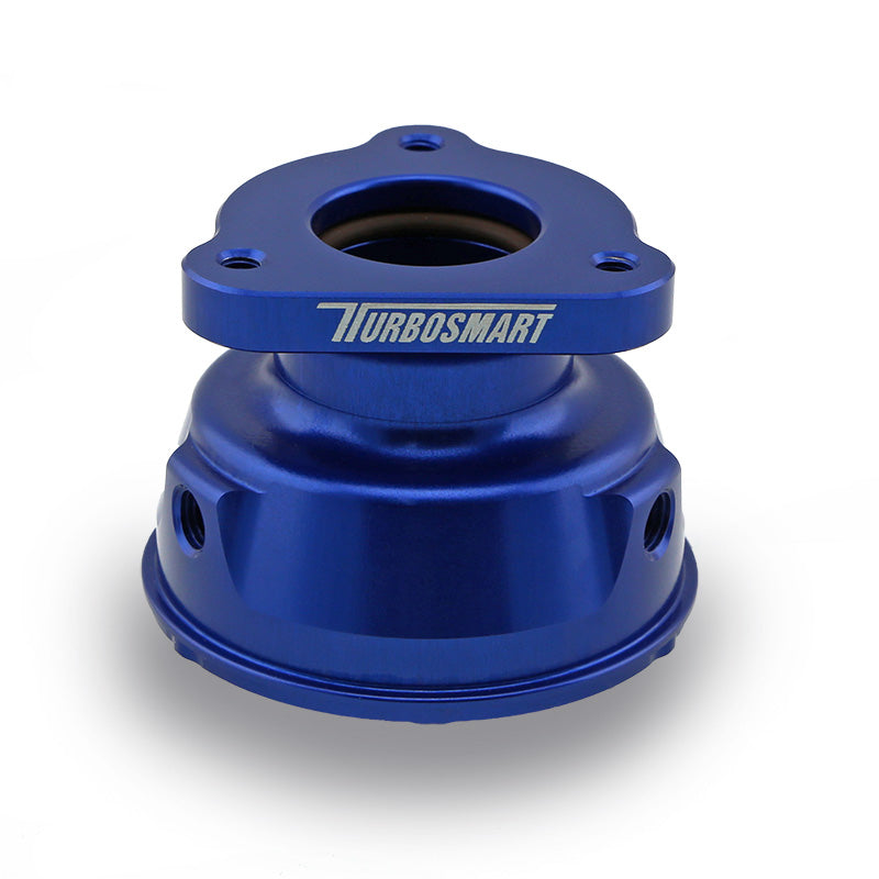 BOV Race Port Sensor Cap - Blue