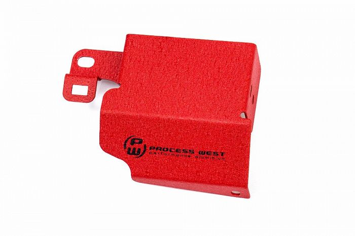 Boost Solenoid Cover (suits Subaru 08+ STI) - Red