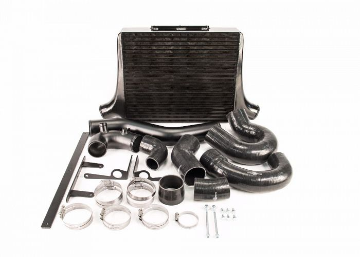 Stage 3 Intercooler Kit Black (suits Ford Falcon FG)
