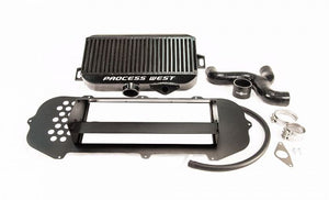 Top Mount Intercooler (suits Subaru 03-05 GD STI) - Black