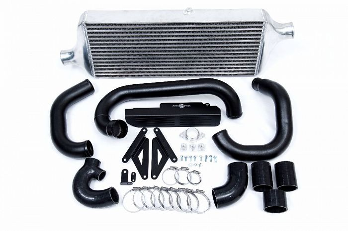 Front Mount Intercooler Kit (suits Subaru 15+ VA WRX) - Silver