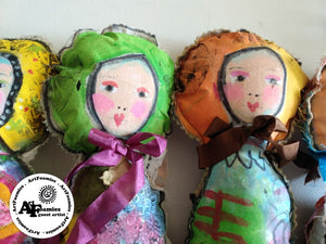 Love Art Doll by Wendy Aspinall