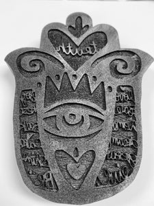 Kae Pea | Hamsa Truth | Foam Stamp