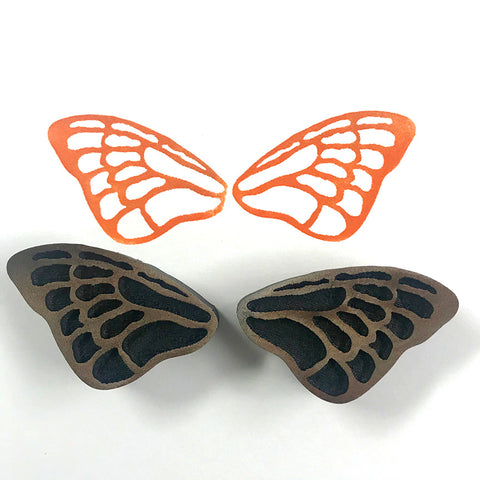 Candy Rosenberg | Butterfly Wings | Foam Stamps - Set of 2