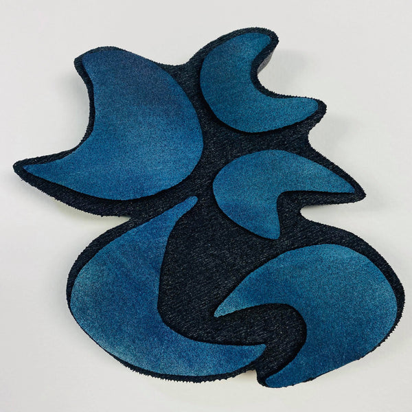Gina Ahrens | Crescent Moons | Foam Stamp