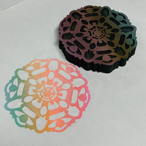 Balzer Designs | Doily | Foam Stamp