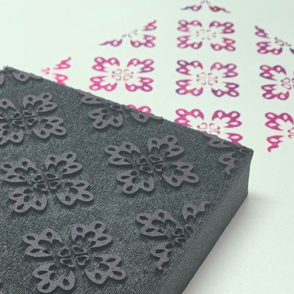 Ann Butler | Heart Burst | Foam Stamp