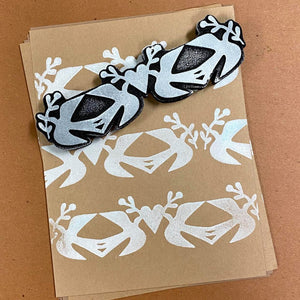 Jone Hallmark | Peace Doves | Foam Stamp