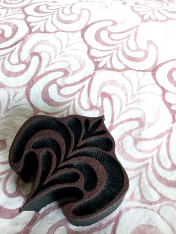 Marta Harvey | Abstract Tessellation | Foam Stamp