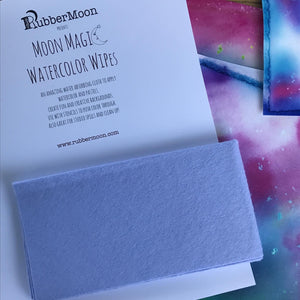 Moon Magic Watercolor Wipes