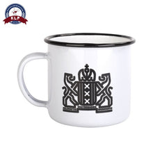 Load image into Gallery viewer, 8oz Enamel Mugs - Various Designs
