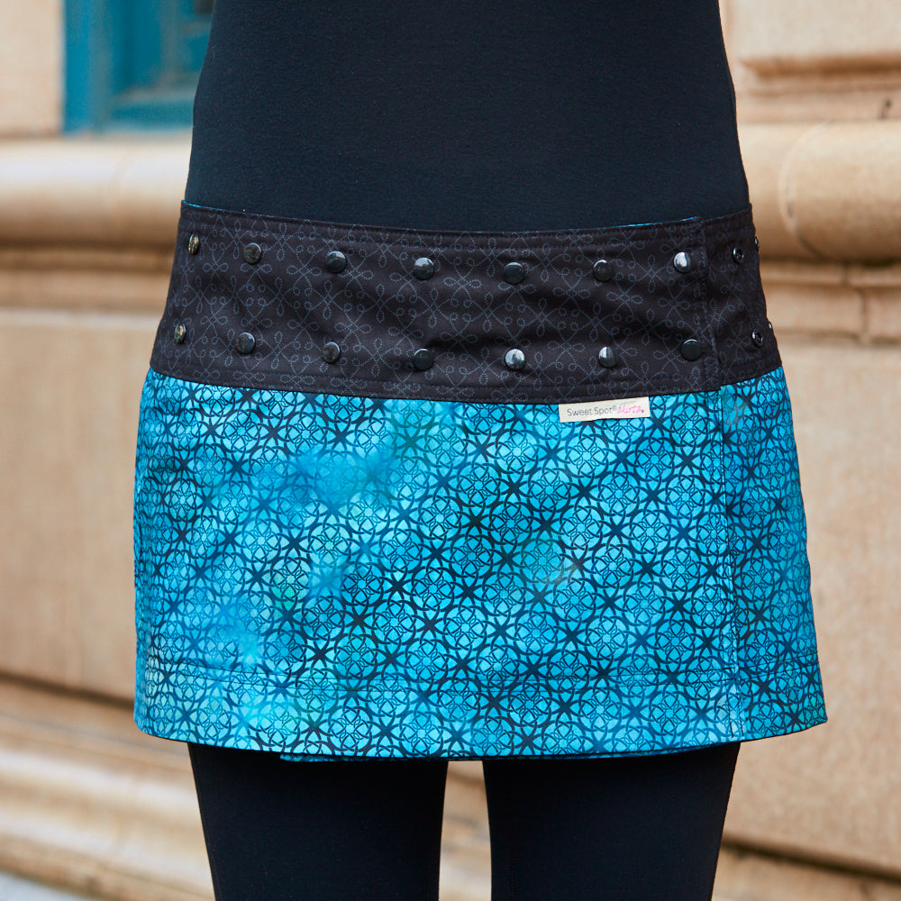"Lochness Monster ""Nessie"" Athletic Skirt"