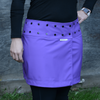 Rain Skirt Purple