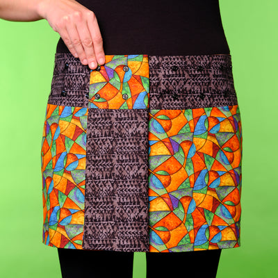 Gorgeous Geo Walkabout Skirt