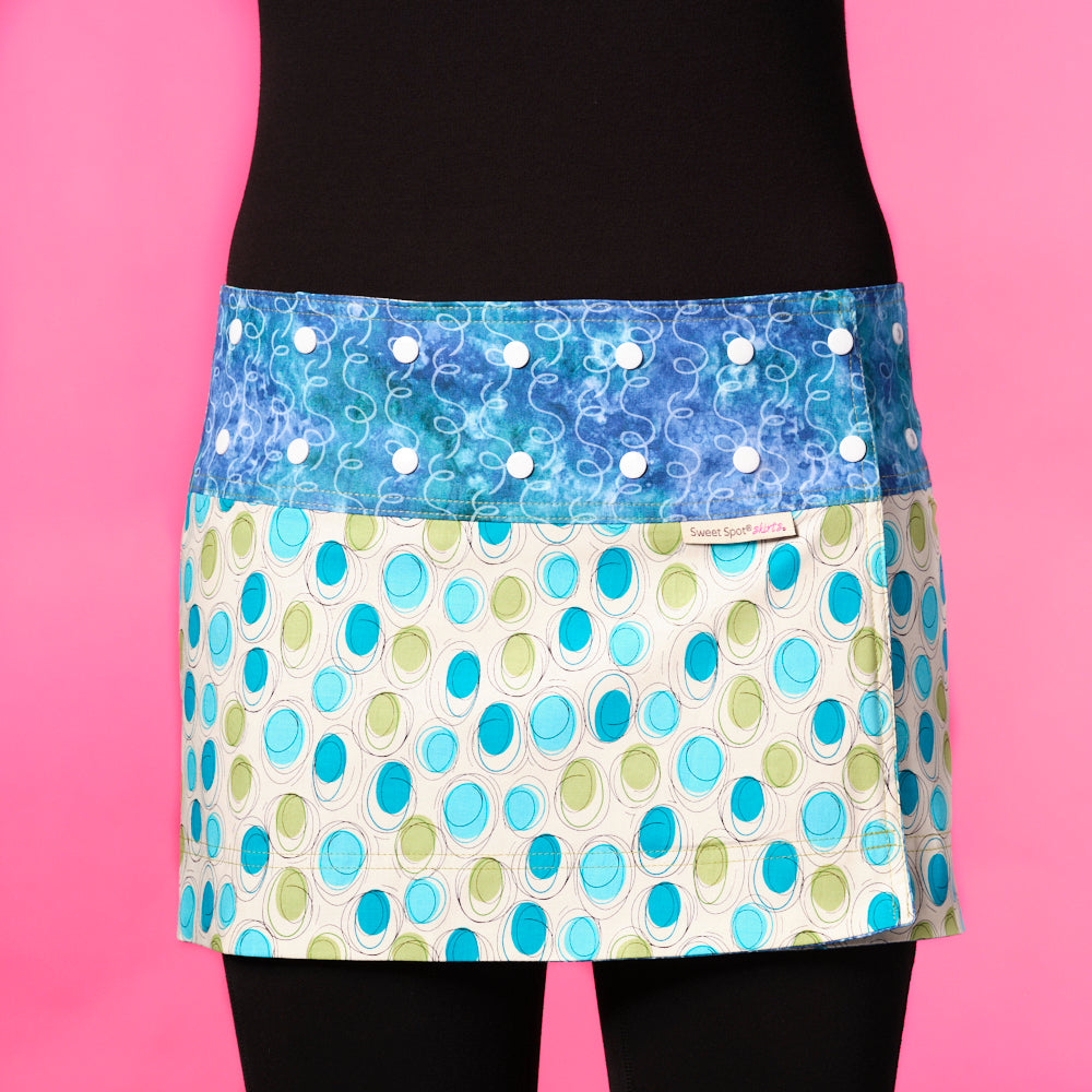 Drip Drop Athletic Skirt