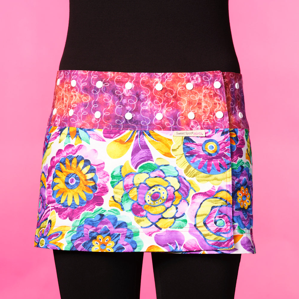 Star Bright Athletic Skirt