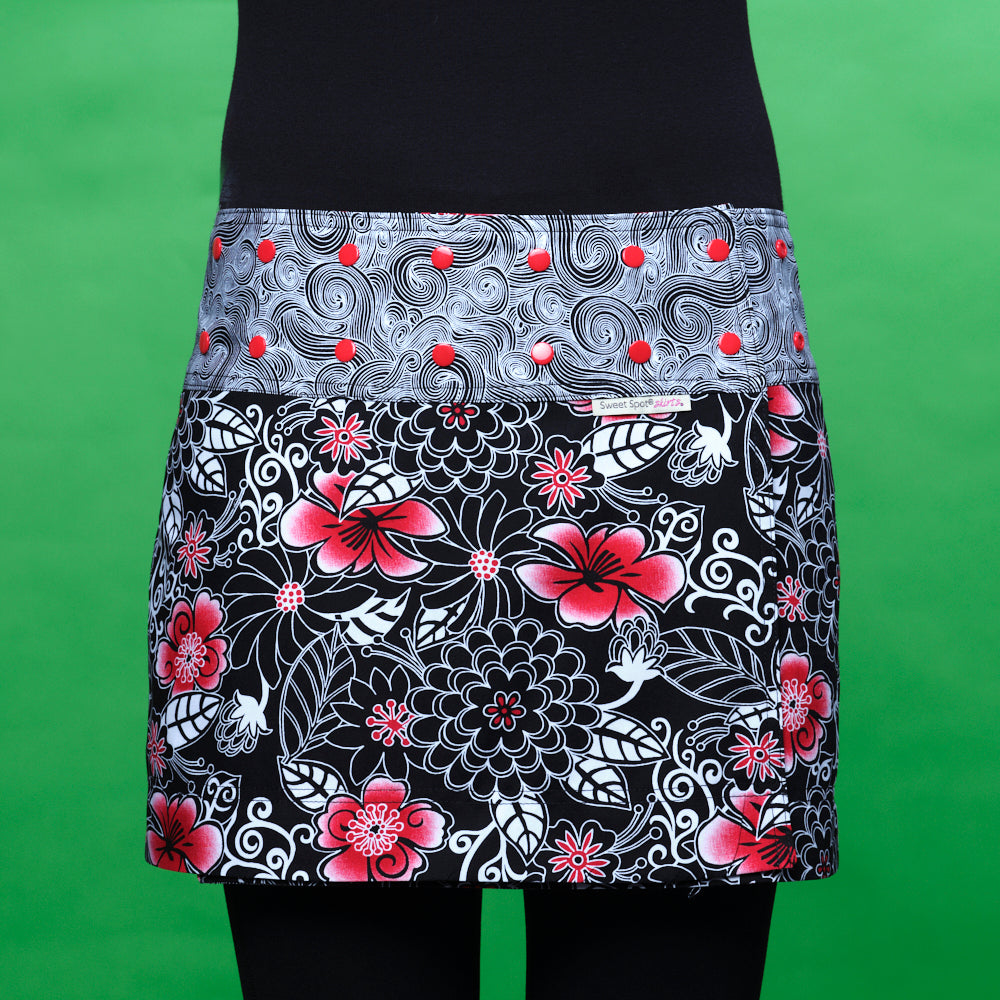 Red Betty Walkabout Skirt