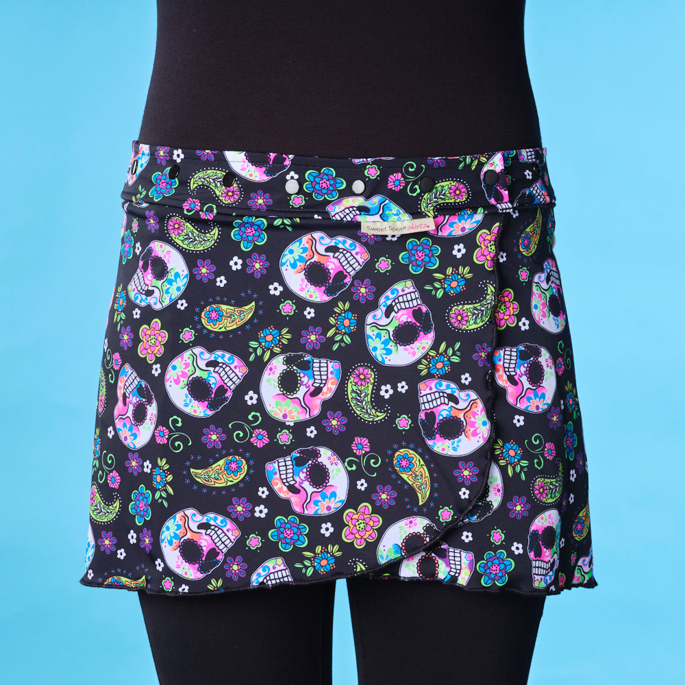 Fast 'N Flirty Sweet Sugar Running Skirt