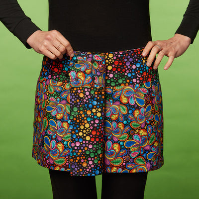 Ecstatic Explosion Walkabout Skirt