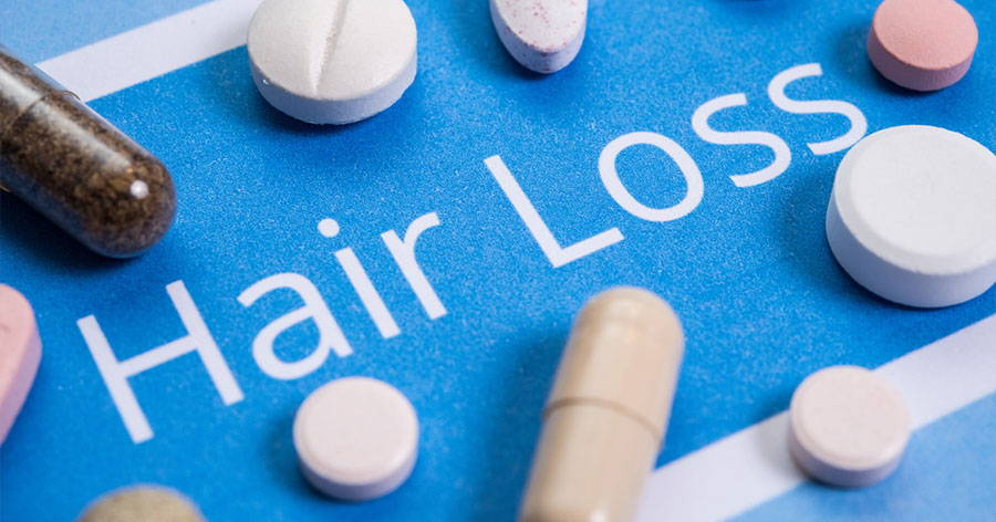 What Medications Cause Hair Loss?