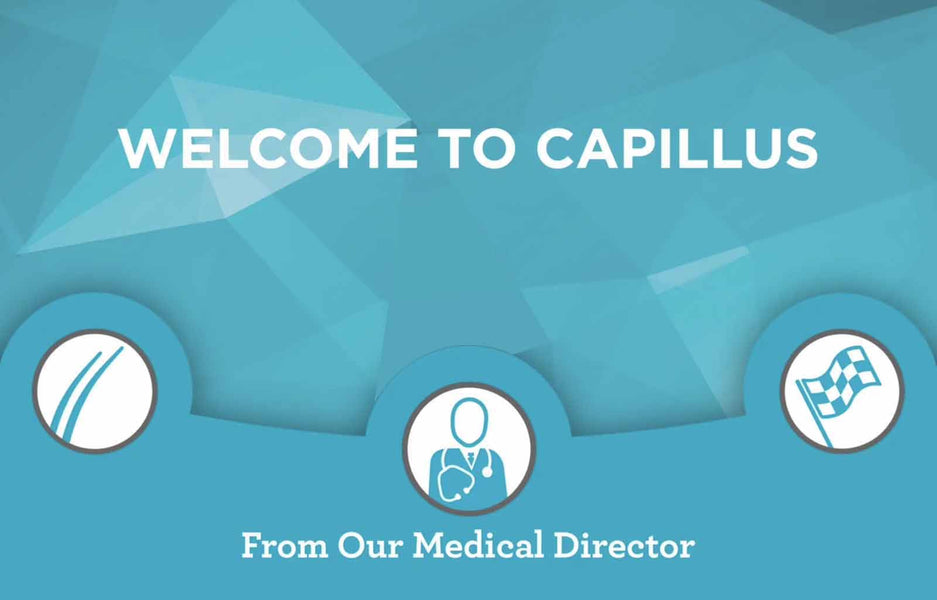 Welcome to Capillus - Introduction to Capillus Laser Therapy
