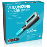 Cap+ Volumizing Keratin Brush Starter Kit