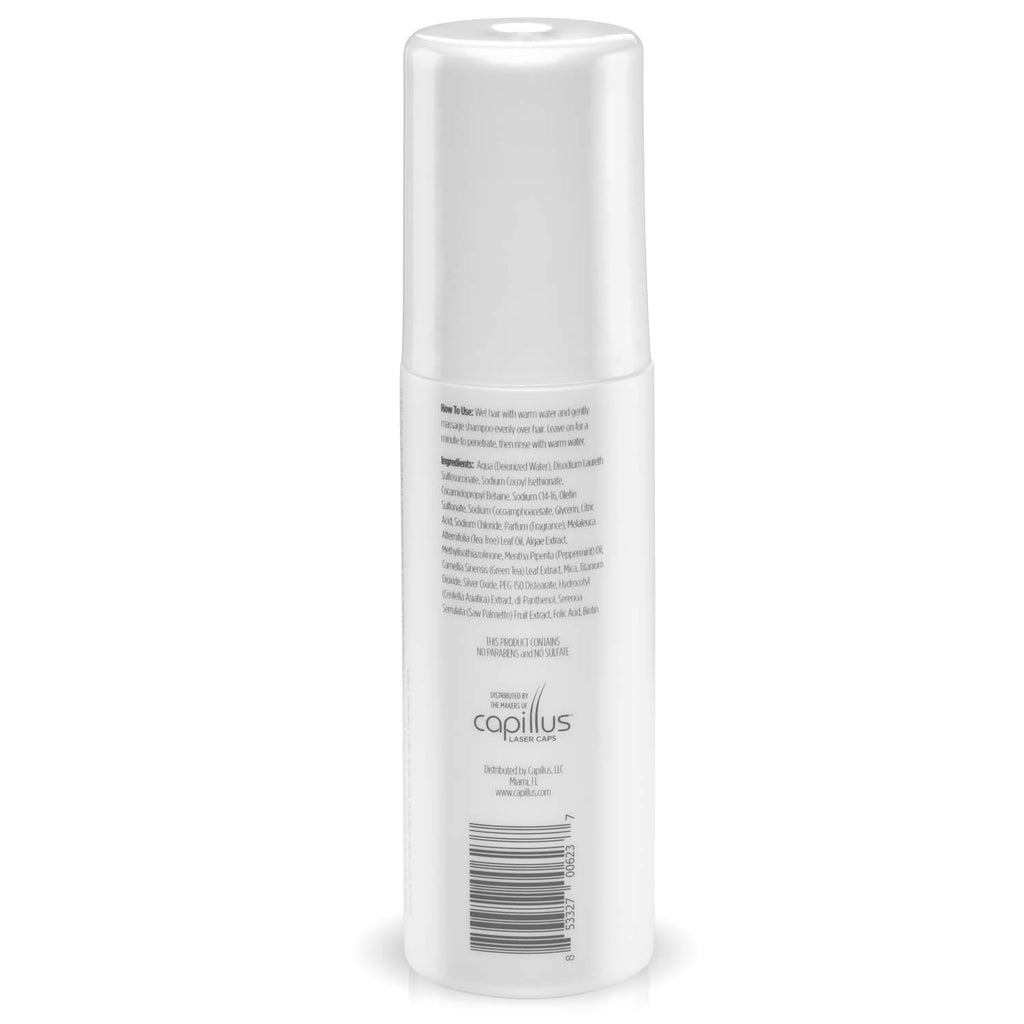 Cap+ Clinical Hair Therapy - Shampoo for Thicker, Fuller Hair - Bottle Back