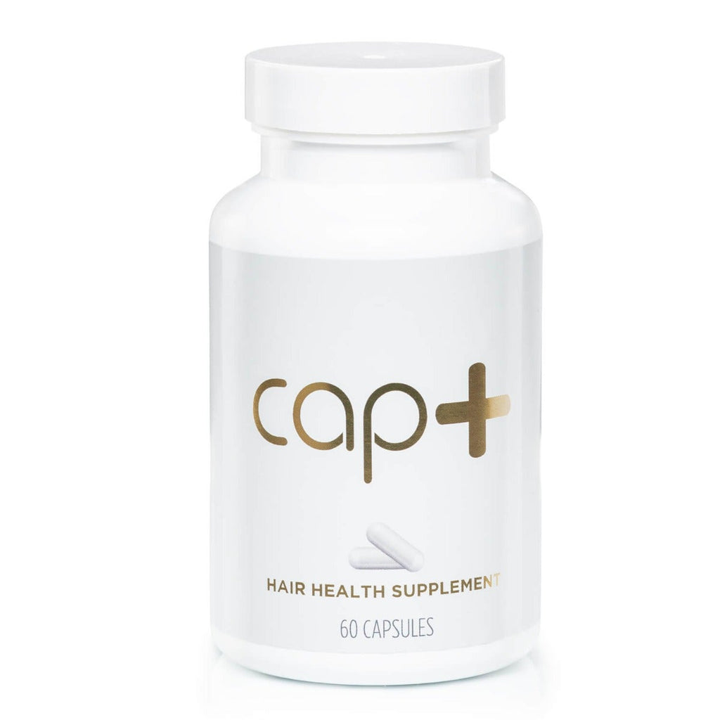 Cap+ Clinical Hair Therapy Hair Health Supplement Bottle Front