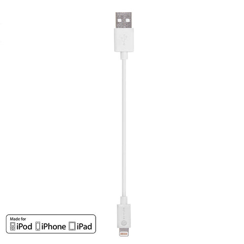 (COUPON)7 inch Apple Certified Lightning Cable