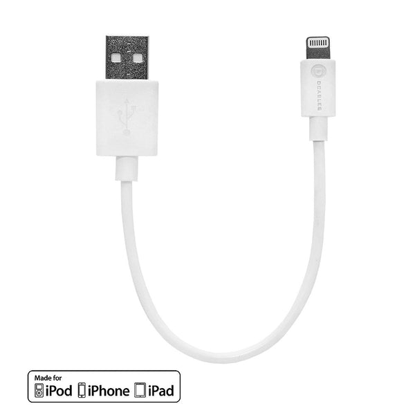 7 inch Apple Certified Lightning Cable