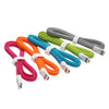 Flat Noodle Micro USB Charger Cord for Samsung, Android Smartphones & Power Banks - 5 colors