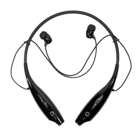 HBS 730 Wireless Neckband Bluetooth Earphone Headset Earbud Portable Headphone