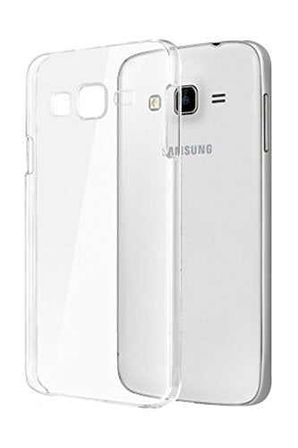 YOFO Transparent Back Cover Case for Samsung Galaxy J2 2015