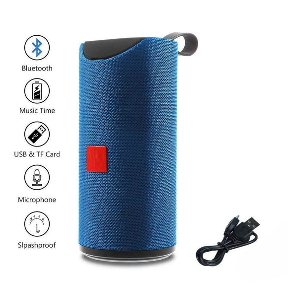 YOFO High Bass Sound Wireless Bluetooth Speaker with USB/AUX & SD Card Support Compatible with All Devices