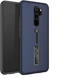 YOFO Fashion Case Full Protection Back Cover for MI Redmi Note 8 PRO(Blue)