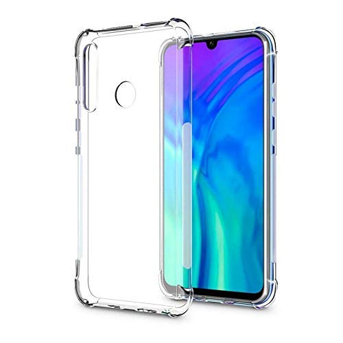 YOFO Shockproof Back Cover for Honor 8X (Transparent)