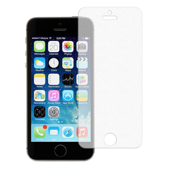 YOFO Anti Glare Matte Finish Anti-Fingerprint Ceramic Screen Protector for iPhone-5 / 5S