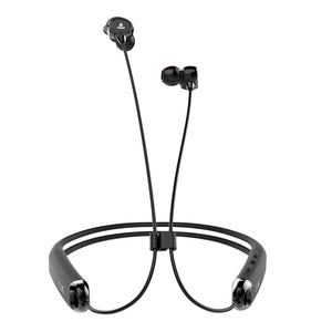 Bo_at Rockerz 325 Bluetooth Earphones with Deep BASS and High Definition immersive Audio