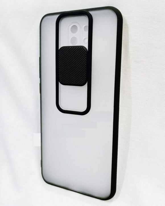 YOFO Camera Shutter Back Cover For Redmi 9Prime With Free OTG Adapter