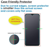 YOFO Anti Glare Matte Finish Anti-Fingerprint 9H Hammer Glass Screen Protector for Realme 2 Pro