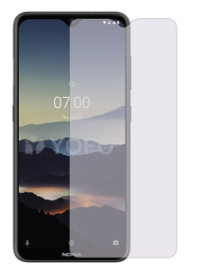 YOFO Anti Glare Matte Finish Anti-Fingerprint 9H Hammer Glass Screen Protector for Nokia 7.2