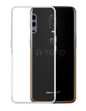 YOFO Silicon Full Protection Back Cover for OnePlus 6T (Transparent) Shockproof Ultra Thin