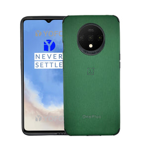 YOFO Creative Case Back Cover for OnePlus 7T Shockproof (Green)